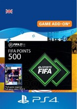 Fifa 21 FUT Ultimate Team 500 points