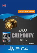 Image of 2400 Call of Duty Modern Warfare Points
