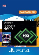 Image of Fifa 21 FUT Ultimate Team 4600 points