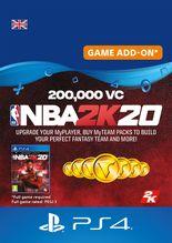 Image of NBA 2K20 200000 VC