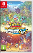 Image of Pokemon Mystery Dungeon Rescue Team DX
