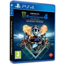 Monster Energy Supercross -The Offical Videogame 4