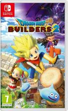 Dragon Quest Builders 2 inc Reversible Cover