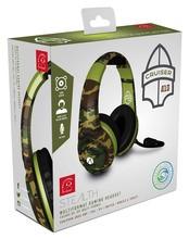 Multiformat Camo Stereo Gaming Headset - Cruiser
