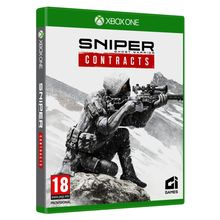 Sniper Ghost Warrior Contracts Packshot