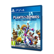 Plants Vs Zombies Battle for Neighborville Packsho
