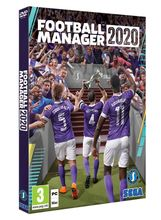 Football Manager 2020 Packshot