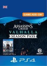 Image of Assassins Creed Valhalla Season Pass
