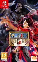 One Piece Pirate Warriors 4 Packshot