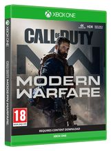 Call of Duty Modern Warfare Packshot
