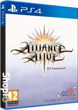 The Alliance Alive HD 1