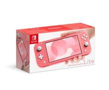 Nintendo Switch Lite - Coral Console