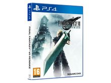Final Fantasy VII Remake Packshot