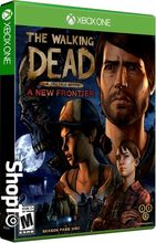 The Walking Dead a New Frontier Packshot