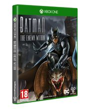 Image of Batman The Telltale Series: The Enemy Within