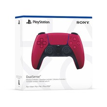 Image of DualSense Wireless Controller - Cosmic Red -