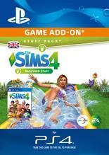 Image of The Sims 4 Backyard Stuff