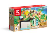 Nintendo Switch Animal Crossing Limited Edition