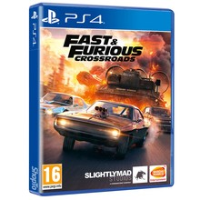 Image of Fast and Furious Crossroads