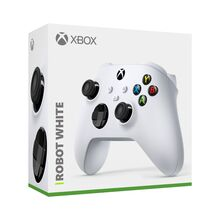 Xbox Wireless Controller Robot White