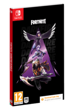 Fortnite Darkfire Bundle Packshot
