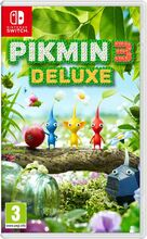 Image of Pikmin 3 Deluxe