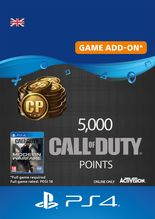 Image of 5000 Call of Duty Modern Warfare Points