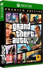 Grand Theft Auto V (GTA V) Premium Edition