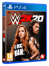 Image of WWE 2K20