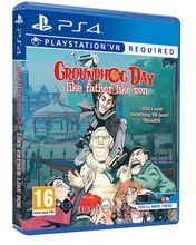 Groundhog Day: Father Like Son Packshot