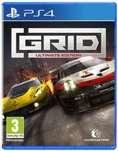 GRID ULTIMATE PS4