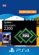 Image of Fifa 21 FUT Ultimate Team 2200 points