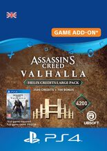 Assassins Creed Valhalla Helix Credits 4200
