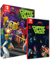 Coffee Crisis Special Edition Packshot