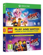 Lego Movie 2 Game and Film Double Packshot