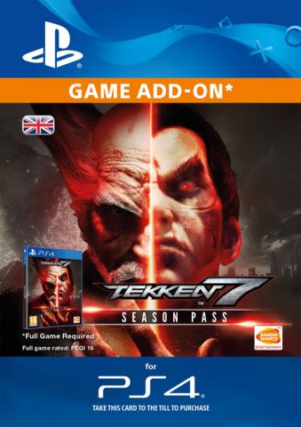 Image of Tekken 7 Season Pass