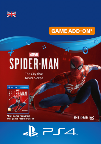 Image of Marvel Spider-man: The City that Never Sleeps