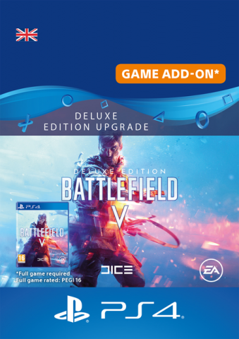 Image of Battlefield V Deluxe Edition Upgrade Download
