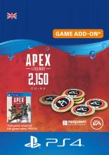 Image of Apex Legends 2000 Apex Coins