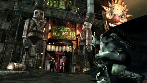 Image of Batman Arkham City: Game of the Year Edition