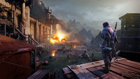 Image of Middle-earth: Shadow of Mordor- Game of the