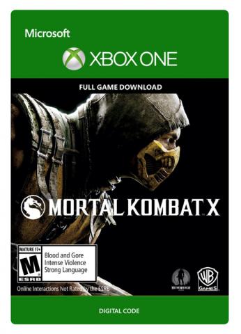 Image of Mortal Kombat X