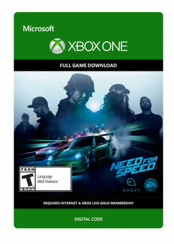 Image of Need for Speed Xbox One Download