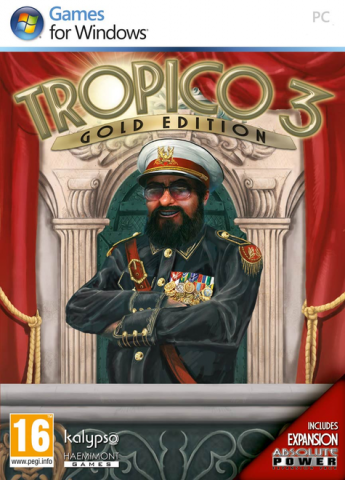 Image of Tropico 3 Gold Edition PC Download