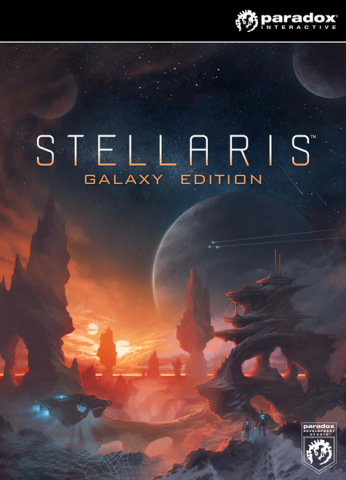 Image of Stellaris: Galaxy Edition (ROW)