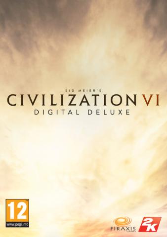 Image of Sid Meiers Civilization VI Digital Deluxe Edi
