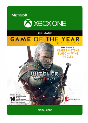 Image of The Witcher 3: Wild Hunt - Game of The Year