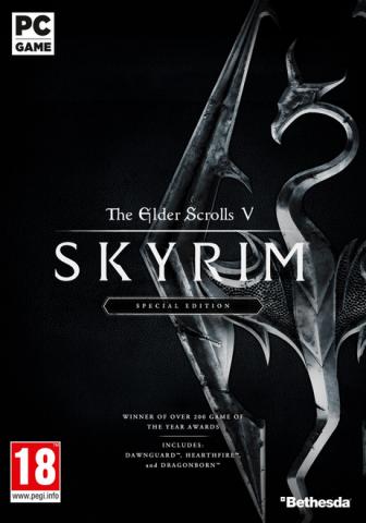 Image of The Elder Scrolls V Skyrim: Special Edition