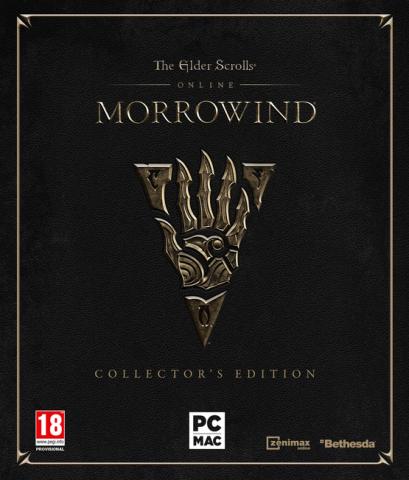 The Elder Scrolls Online - Morrowind Digital Colle