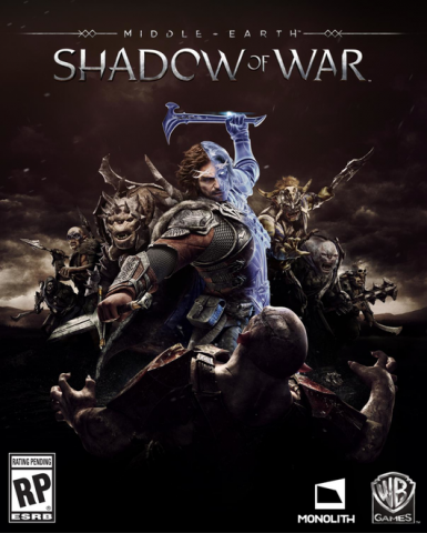 Image of Middle-earth: Shadow of War Standard Edition